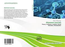 Borítókép a  Atomism (social) - hoz