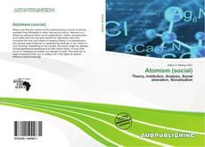 Atomism (social) kitap kapağı