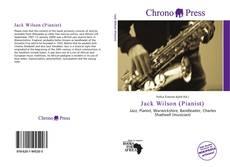 Buchcover von Jack Wilson (Pianist)