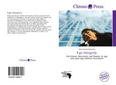 Ego Integrity kitap kapağı
