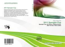 2011 Spengler Cup kitap kapağı