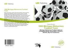 Buchcover von 1880 Michigan Wolverines Football Team