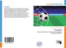 Bookcover of I-League