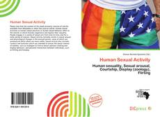 Capa do livro de Human Sexual Activity