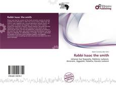 Bookcover of Rabbi Isaac the smith