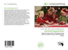 Bookcover of Identity Negotiation