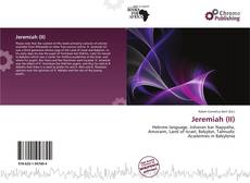 Bookcover of Jeremiah (II)