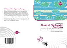 Copertina di Aleksandr Nikolayevich Averyanov