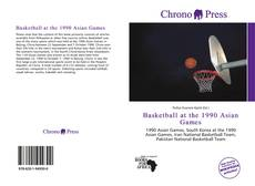 Capa do livro de Basketball at the 1990 Asian Games