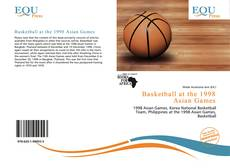 Capa do livro de Basketball at the 1998 Asian Games