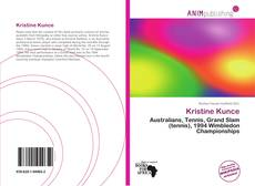 Bookcover of Kristine Kunce