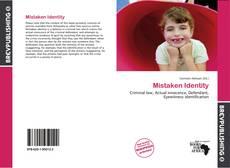 Buchcover von Mistaken Identity