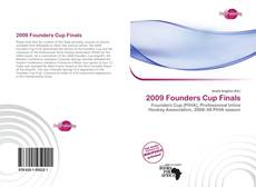 Обложка 2009 Founders Cup Finals