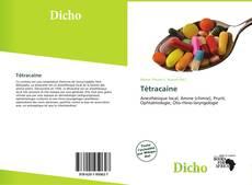 Bookcover of Tétracaïne