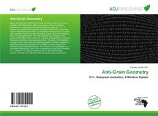 Bookcover of Anti-Grain Geometry