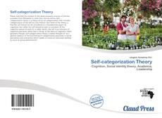 Copertina di Self-categorization Theory