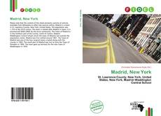 Copertina di Madrid, New York
