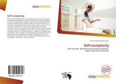 Bookcover of Self-complexity