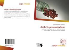 Portada del libro de Acide 5-aminosalicylique