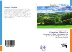 Bookcover of Kingsley, Cheshire