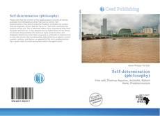 Couverture de Self-determination (philosophy)