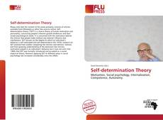 Couverture de Self-determination Theory