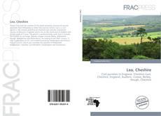 Bookcover of Lea, Cheshire