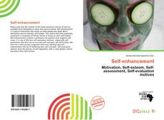 Self-enhancement kitap kapağı