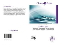 Richard Burr kitap kapağı