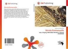 Couverture de Nicola Emmanuelle