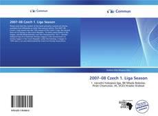 Обложка 2007–08 Czech 1. Liga Season