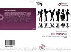 Обложка Blair MacKichan
