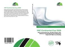Bookcover of IIHF Continental Cup 2008