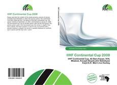 Buchcover von IIHF Continental Cup 2008