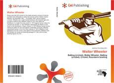 Buchcover von Walter Wheeler