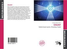 Capa do livro de OSUNY