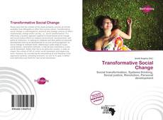 Bookcover of Transformative Social Change
