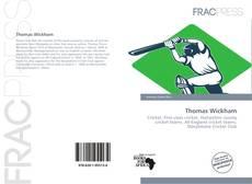Borítókép a  Thomas Wickham - hoz