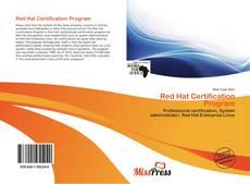 Copertina di Red Hat Certification Program