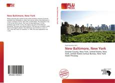 Buchcover von New Baltimore, New York