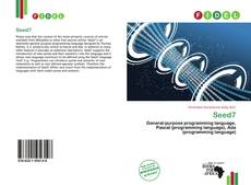 Bookcover of Seed7