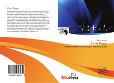Bookcover of Zero Page
