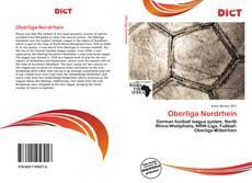 Buchcover von Oberliga Nordrhein