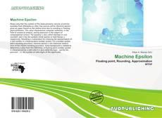 Couverture de Machine Epsilon