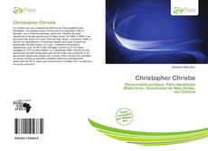 Bookcover of Christopher Christie