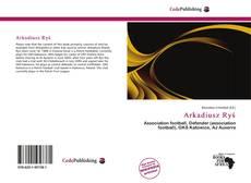 Buchcover von Arkadiusz Ryś