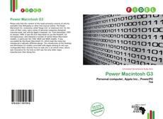Power Macintosh G3 kitap kapağı