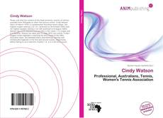 Bookcover of Cindy Watson