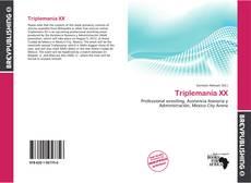 Copertina di Triplemanía XX