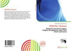 Bookcover of 2009 NLL Season